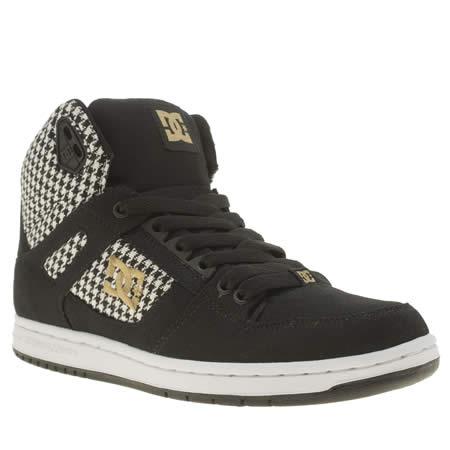 dc shoes rebound high tx se 1