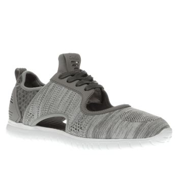 Cortica Grey Epic 316 Womens Trainers
