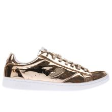 Ellesse Rose Gold Anzia Womens Trainers