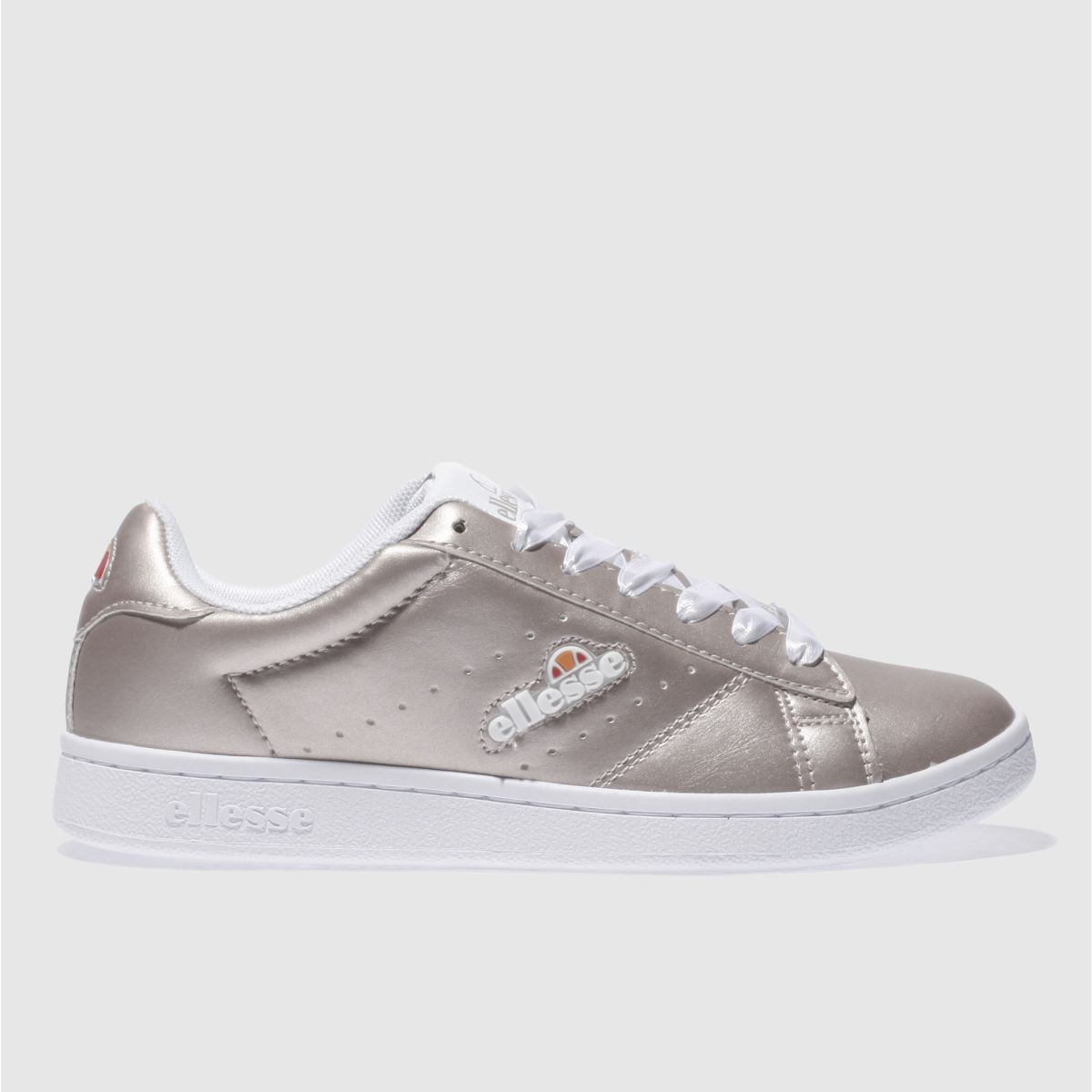 ellesse pale pink anzia trainers