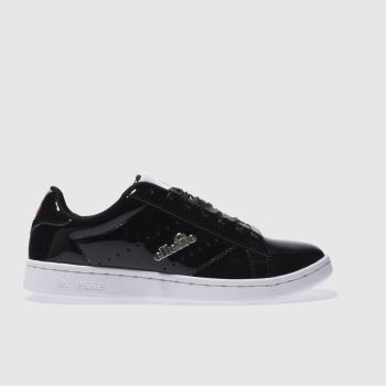 Ellesse Black Anzia Womens Trainers