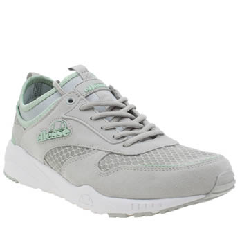 Ellesse Grey Ls740 Trainers