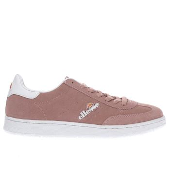 Ellesse Pale Pink Napoli Womens Trainers