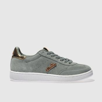 Ellesse Green Napoli Womens Trainers
