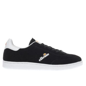 Ellesse Black & White Napoli Womens Trainers