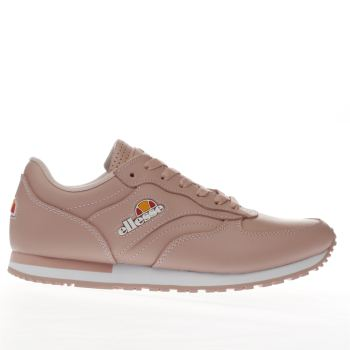 Ellesse Pink Ls220 Womens Trainers