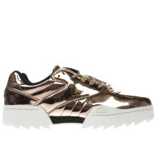 Ellesse Gold Plativo Womens Trainers