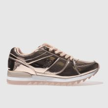 Ellesse Rose Gold Ls140 Womens Trainers