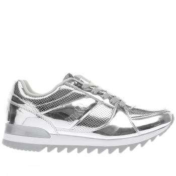 Ellesse Silver Ls140 Womens Trainers