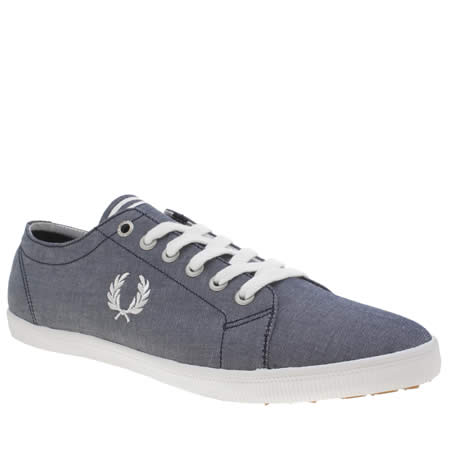fred perry chambray kingston 1
