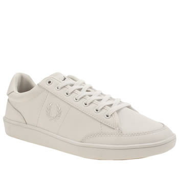 Fred Perry White Hopman Trainers