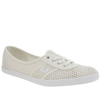 Fred Perry Stone Aubrey Womens Trainers