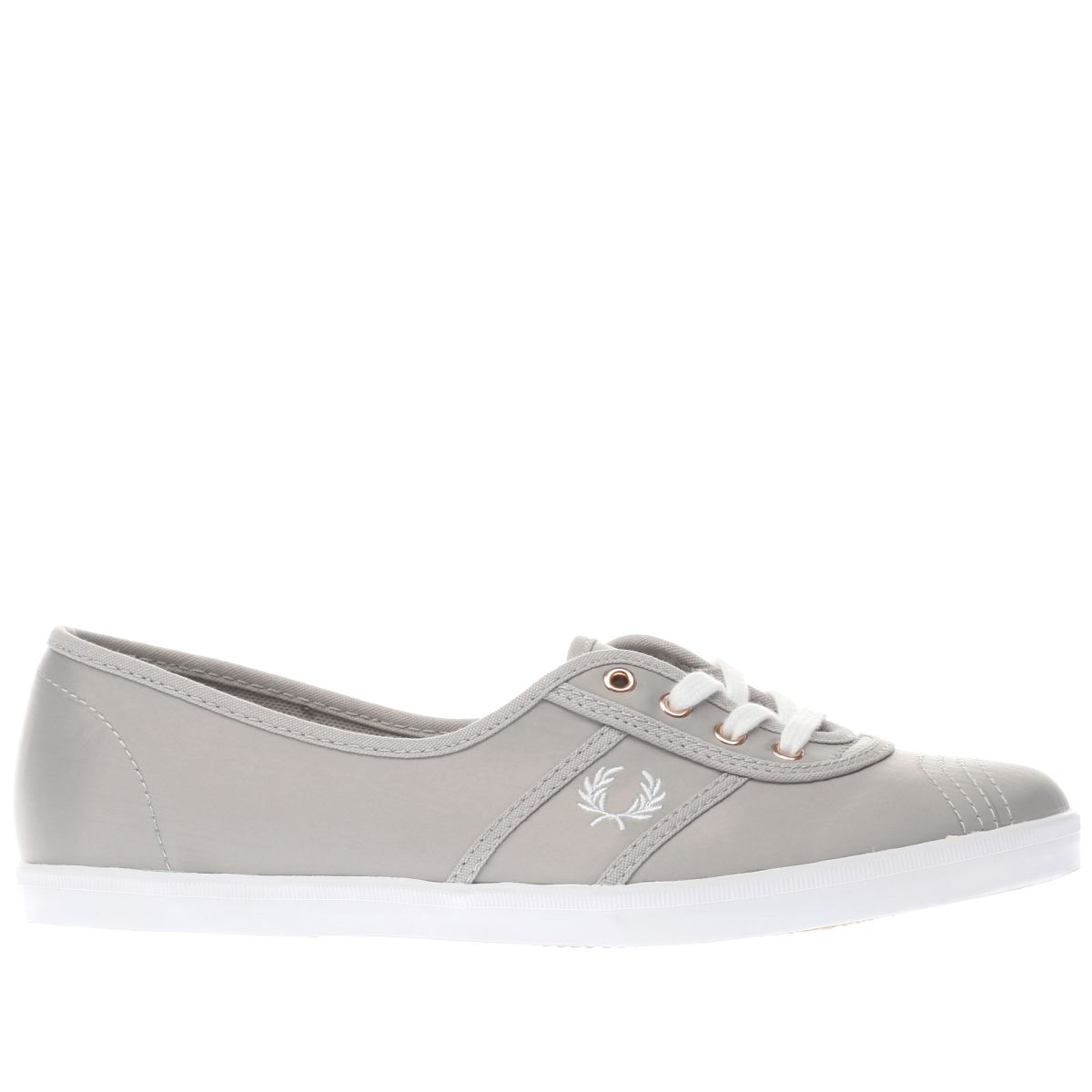 Fred Perry Fred Perry Grey Aubrey Trainers