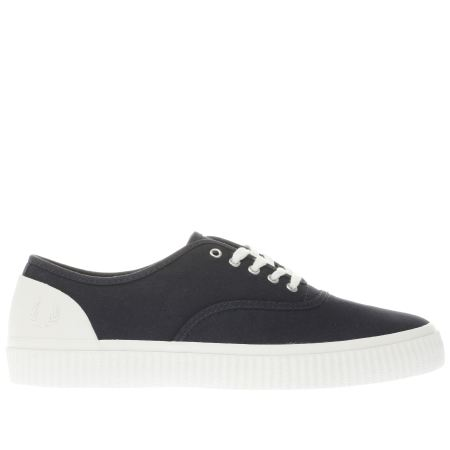 fred perry barson canvas 1