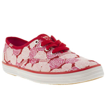 womens keds pink taylor swift roses trainers
