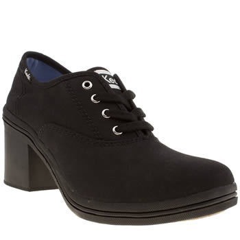 Keds Black Fiesta Trainers