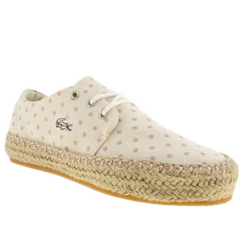 Lacoste Stone Agour Trainers