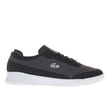 Lacoste Black Lt Spirit Elite Womens Trainers