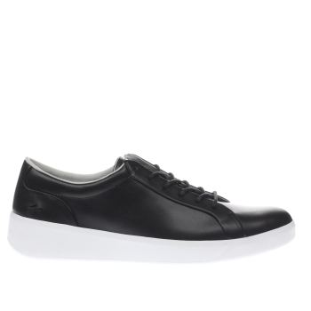 Lacoste Black Rochelle Lace Womens Trainers