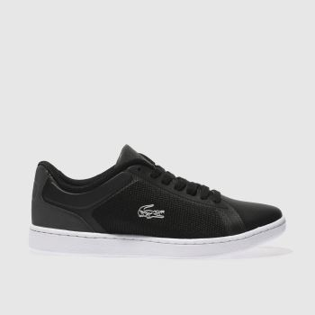 Lacoste Black Endliner Womens Trainers