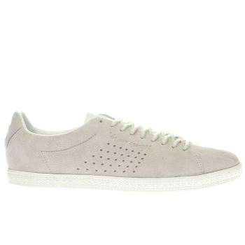 Le Coq Sportif Beige Charline Womens Trainers