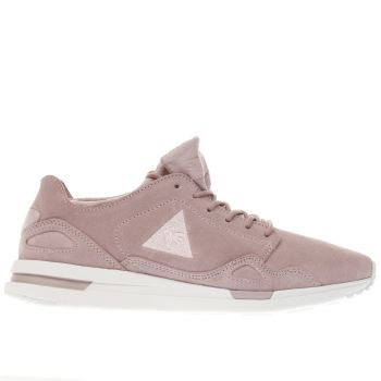 Le Coq Sportif Pink Lcs R Flow Womens Trainers