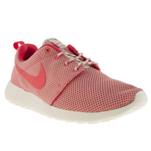 Red Nike Roshe Run Ii