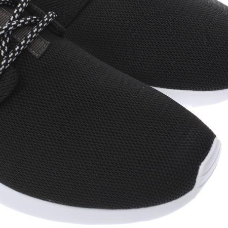 lhgpr Womens Black & White Nike Roshe One Trainers | schuh