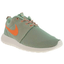 Light Green Nike Roshe Run