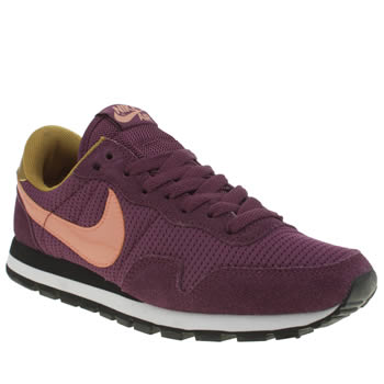 Nike Purple Pegasus 83 Trainers