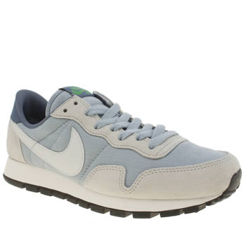 Womens Nike Pale Blue Pegasus 83 Trainers