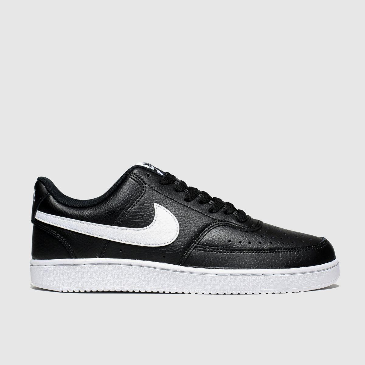 Nike Nike Black & White Court Vision Trainers