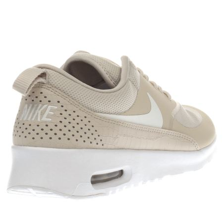 nike air max thea beige trainers. Black Bedroom Furniture Sets. Home Design Ideas