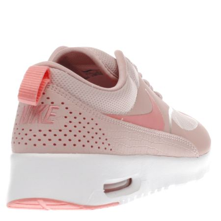 Nike Air Max Thea Girls' Preschool Running Shoes Gamma Blue