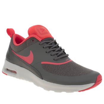 Nike Dark Grey Air Max Thea Trainers