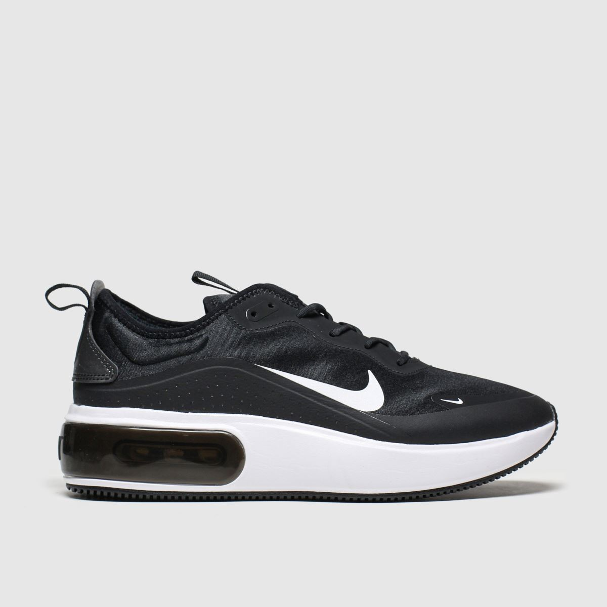 Nike Nike Black & White Air Max Dia Trainers