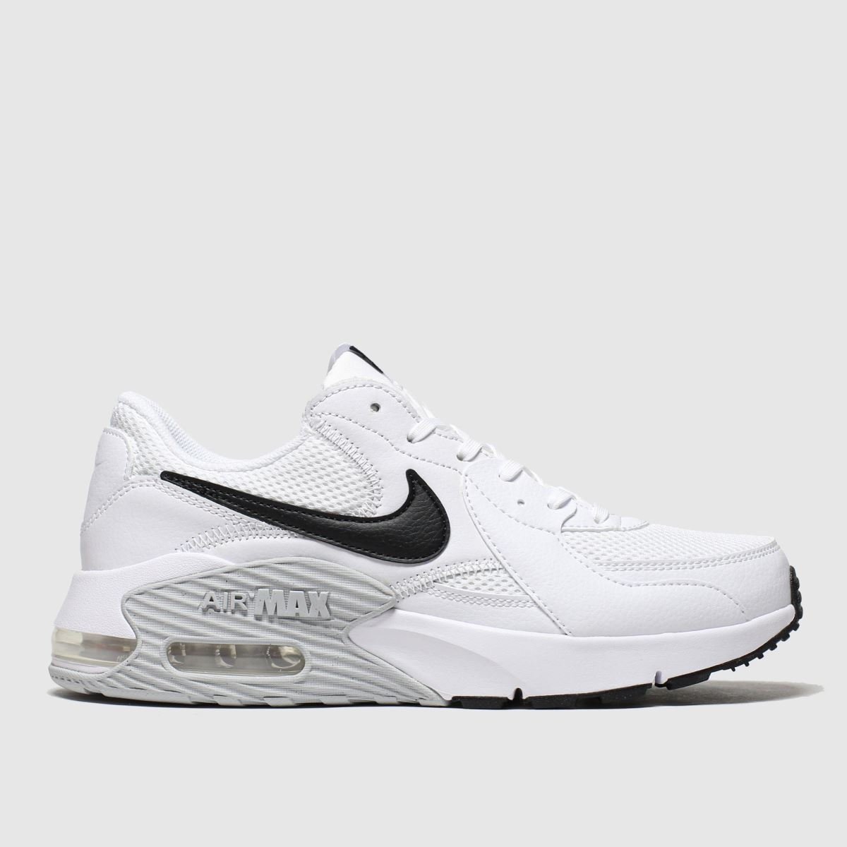 Nike Nike White & Black Air Max Excee Trainers
