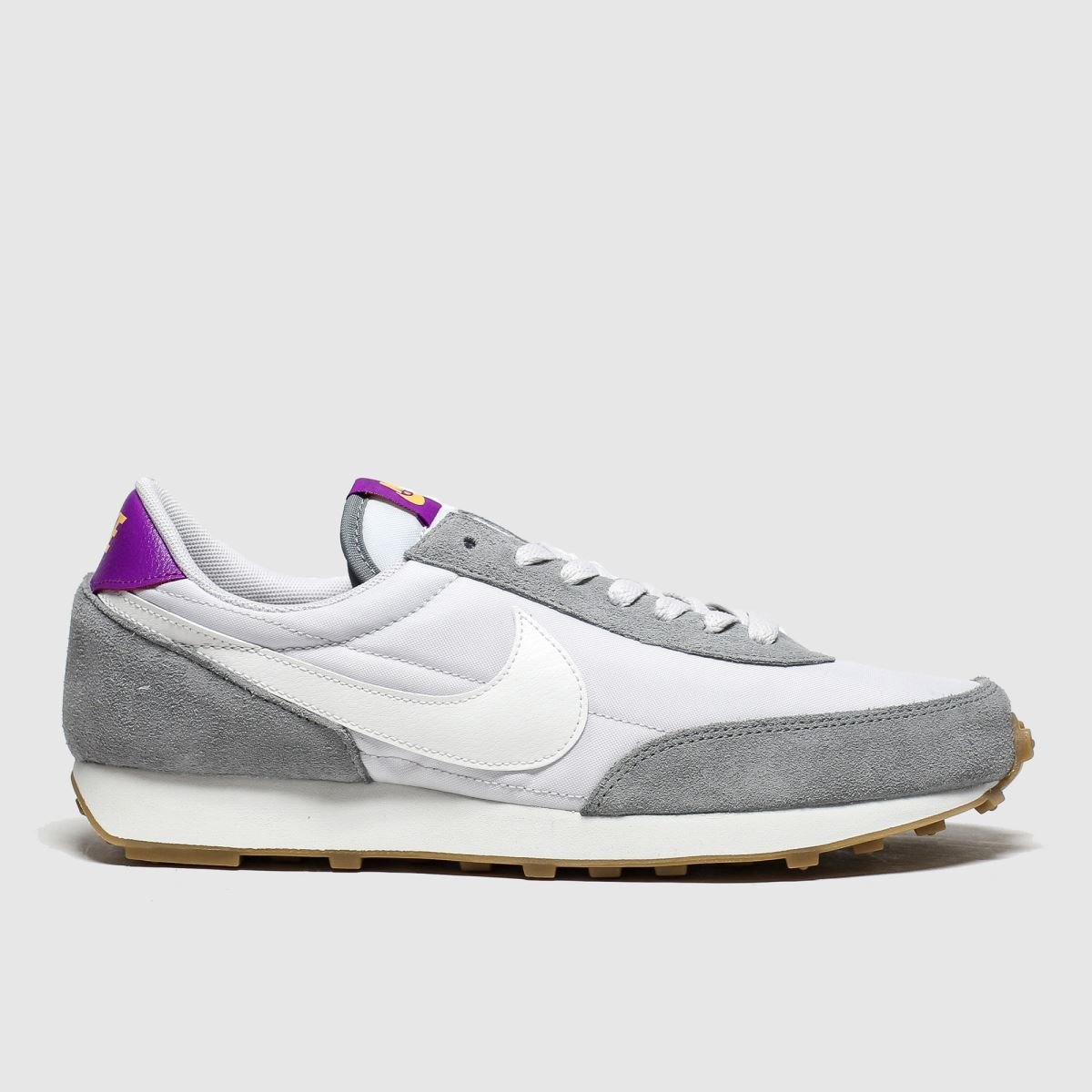 Nike Nike White & Grey Daybreak Trainers