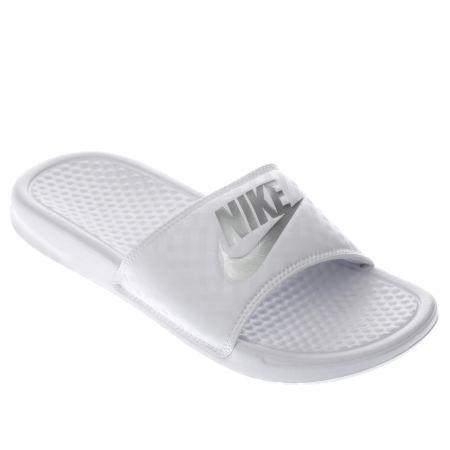 Buy white nike slides   OFF70% Discounted f0e8831cf7