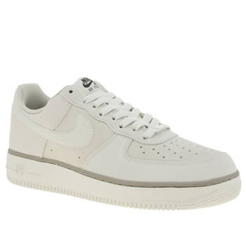 Nike Stone Air Force 1 Low Trainers