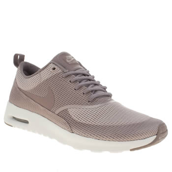 Nike Lilac Air Max Thea Trainers