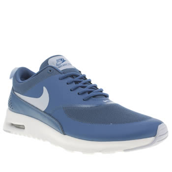 Nike Blue Air Max Thea Trainers