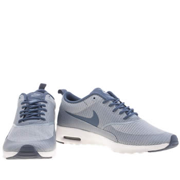 Nike Air Max Thea White And Blue