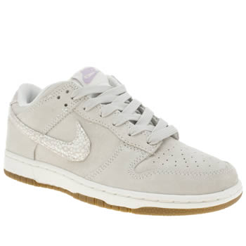 Womens Nike Stone Dunk Low Skinny Premium Trainers