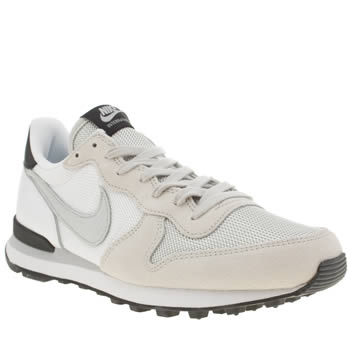 Womens Nike Stone Internationalist Trainers
