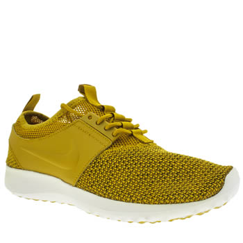 Nike Yellow Juvenate Textile Trainers
