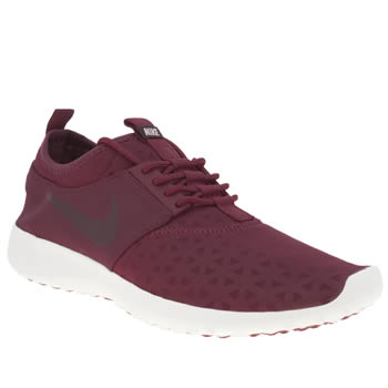 Nike Burgundy Juvenate Trainers