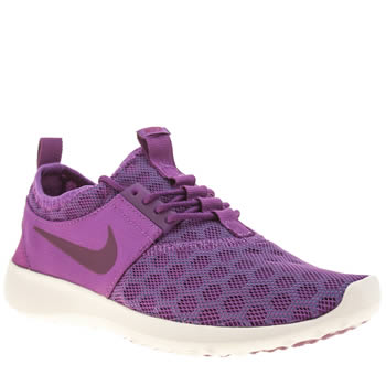 Womens Nike Purple Juvenate Trainers