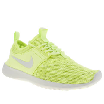 Womens Nike Green Juvenate Trainers
