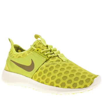 Nike Lime Juvenate Trainers